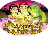 Автомат Aladdin's Wishes